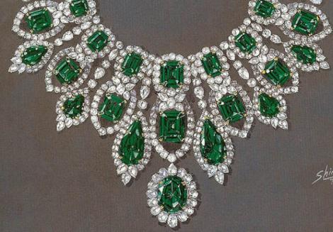 """Ambaji Shinde. Unrivaled Designer of the """"King of Diamonds"""""""