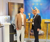 Omar Ahmad, Organizer of International Hunting and Equestrian Exhibition 2014