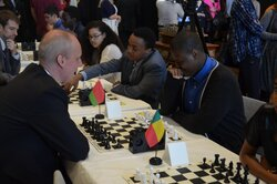 "The course of ""Chess for Dialogue"" tournament."