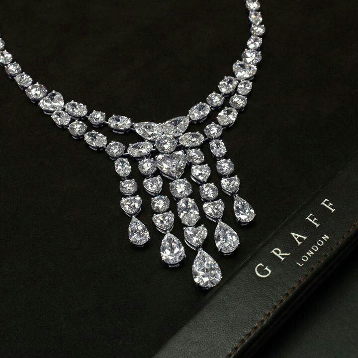 Graff Diamond Jewellery Necklaces