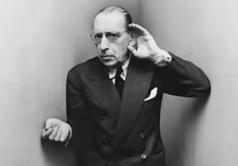 Igor Stravinsky – the World-Famous Genius