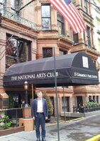 The National Arts Club, New-York