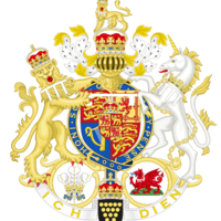 Coat of arms of the British Royal Family