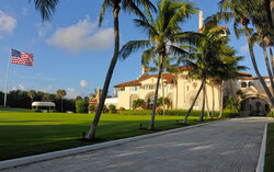 Mar-a-Lago Club, Florida, USA