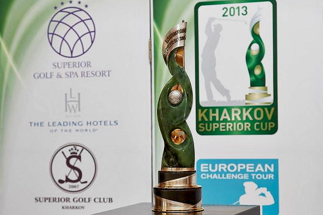 Golf European Tour Cups