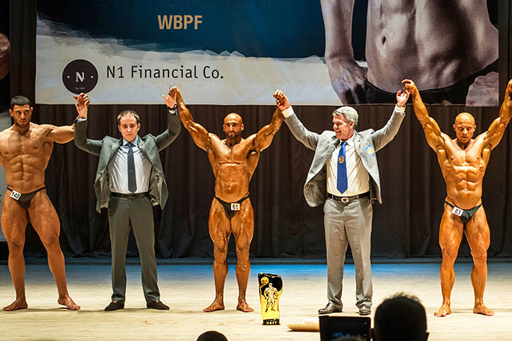 WBPF Competition